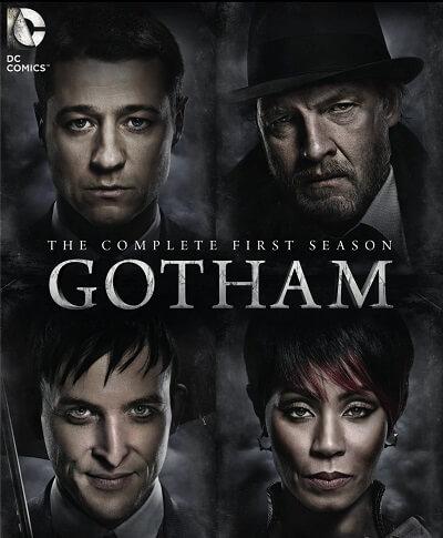 Gotham Temporadas Completas